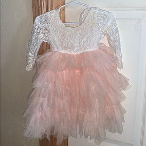Other - Baby girl's flower girl dress